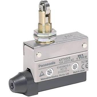 Limit switch 115 Vdc, 250 V AC 10 A Lever (screw thread) momenta