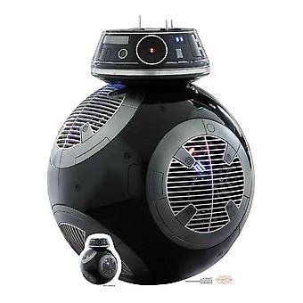 حرب النجوم الروبوت BB 9E انقطاع الكرتون شمعي جدي آخر