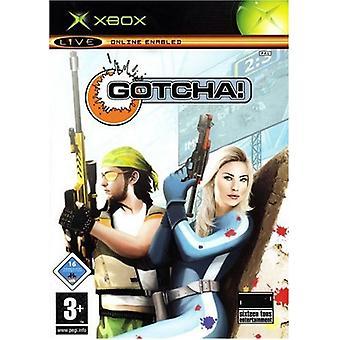 Gotcha (Xbox)