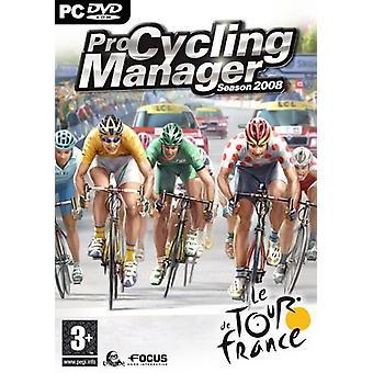 Pro Cycling Manager 2008 - Le Tour de France (PC-DVD)