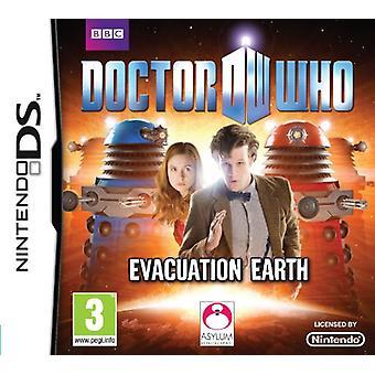 Doctor Who Evakuierung Erde (Nintendo DS)