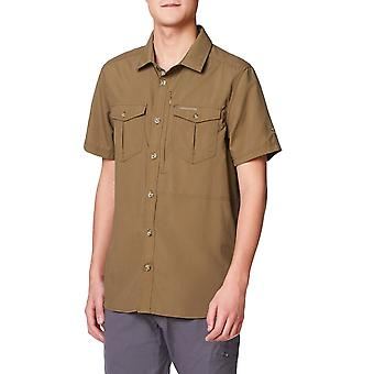 CRAGHOPPERS MENS NOSILIFE ADVENTURE SHORT SLEEVE SHIRT