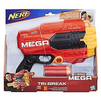 Nerf E0103EU4 N-Strike Mega Tri-Break