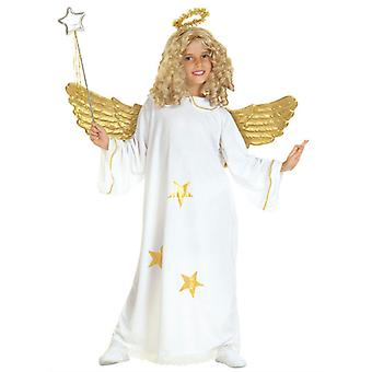 Star engel kostume (kjole Halo) Børnetøj