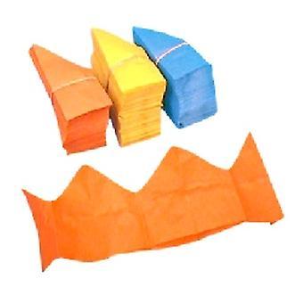 Sombreros de tejido Cracker - 100