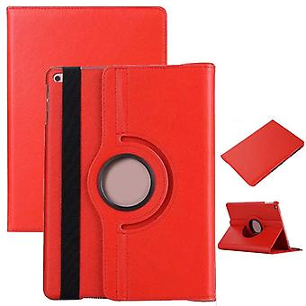 Cover 360 degrees red case cover pouch bag for NEW Apple iPad 9.7 2017 new