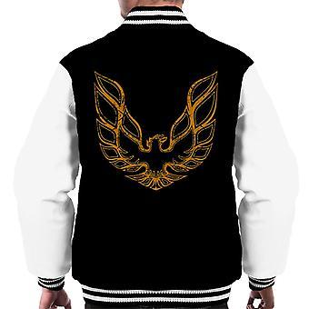 Pontiac Firebird Men's Varsity Jacket