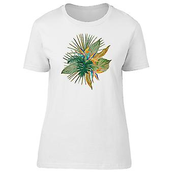 Lovely Exotic Bird Of Paradise Tee Women's -Image by Shutterstock