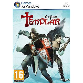 Første Templar spesialutgave videospill PC