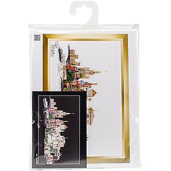 Moscow On Aida Counted Cross Stitch Kit-31