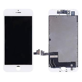 Bianco completa LCD schermo Assembly per iPhone 7