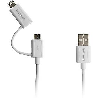 Hähnel Fototechnik 2in1 Micro-USB, Lightning 10006520 Charging cable