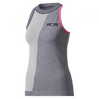 Adidas Stella McCartney Barricade tank top grijs roze dames BQ6965