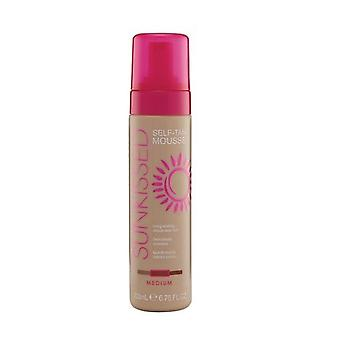 Sunkissed Sunkissed Self Tan mus - Medium