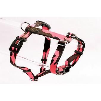 Tuff Lock Harness X Small CamoPink