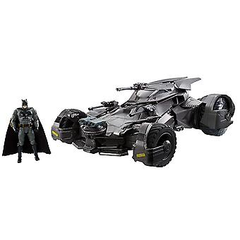 Justice League Action FTD33 Ultimate RC Batmobile Vehicle Plus Figure