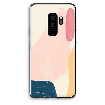 Samsung Galaxy S9 Plus Transparent Case (Soft) - Saturday Flow
