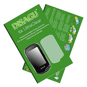Garmin Oregon 700 screen protectors - Disagu Ultraklar protector