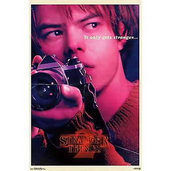 Stranger Things 2 - Jonathan Poster Print