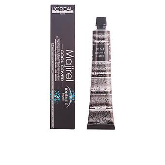 Profesional experto de l ' Oreal Majirel Cool cubrir Chatain Clair Dore Beige 50ml