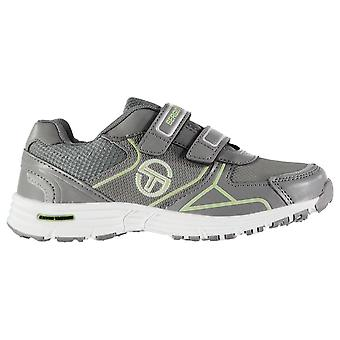 Sergio Tacchini Kids Fast Run 2.0 Childs Trainers Low Padded Ankle Collar