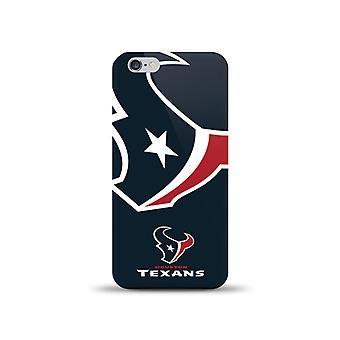 5 Pack -Mizco Sports NFL Oversized TPU Case for Apple iPhone 6 / 6S (Houston Tex