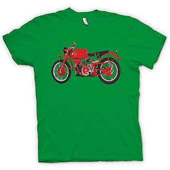 تي شيرت رجالي-العقيد Guzzi موتو تارانتو 56-الدراجة