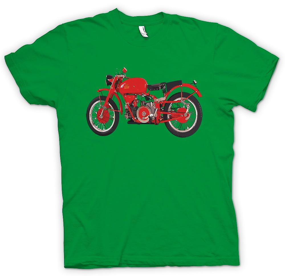Bicicleta para hombre t-shirt - Moto Guzzi Taranto 56 Col-