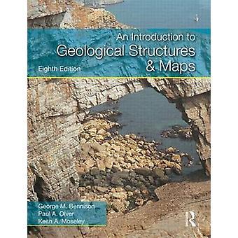 En introduktion til geologiske strukturer og kort (8. revideret editio