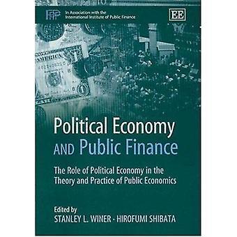 Politieke economie en openbare financiën - de rol van de politieke economie ik