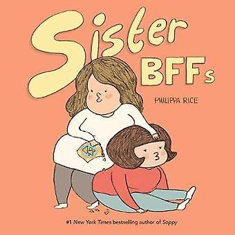 Melhores amigas de irmã por irmã BFFs - livro 9781449489359