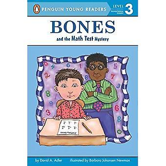 Bones and the Math Test Mystery (Jeffrey Bones Series)