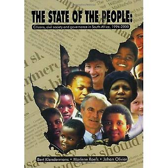 The State of the People : Citizens, Civil Society and Governance in South Africa, 1994-2000