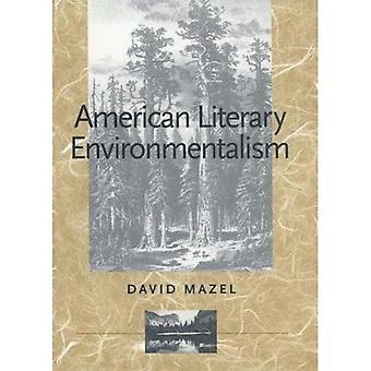 American literary environmentalism