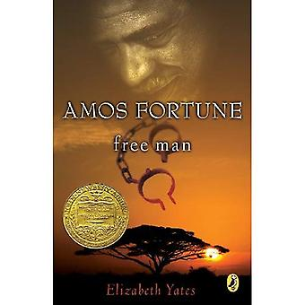 Amos Fortune, homme libre (macareux Newbery Library)