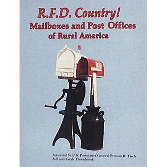 RFD COUNTRY MAILBOXES & POST OFFICES OF