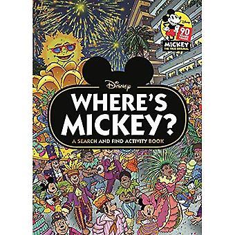 Disney: Missä on Mikki?