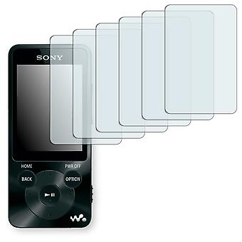 Sony NWZ-E584 display protector - Golebo crystal clear protection film