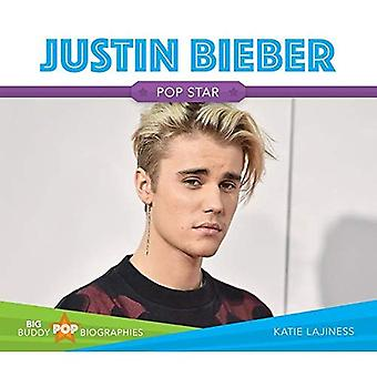 Justin Bieber (Big Buddy Biographies Pop Set 2)