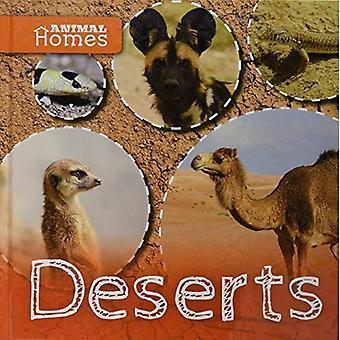 Deserts (Animal Homes)