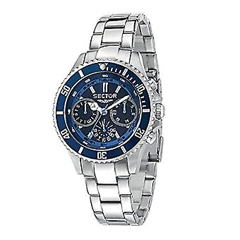 Sector No Limits Watch analog quartz watch with stainless steel band _ R3253161009