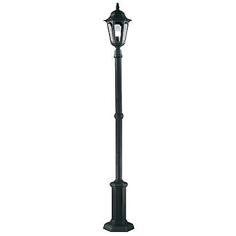 Parish Lamp Post Black  - Elstead Lighting