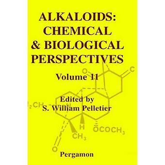 Alkaloidit Kemiallinen ja biologinen näkökulmia aseman 11 Pelletier & William Ed. S.W. Ed.