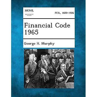Økonomisk kode 1965 av Murphy & George H.