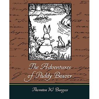 Les aventures de castor de Paddy par Burgess & Thornton w.