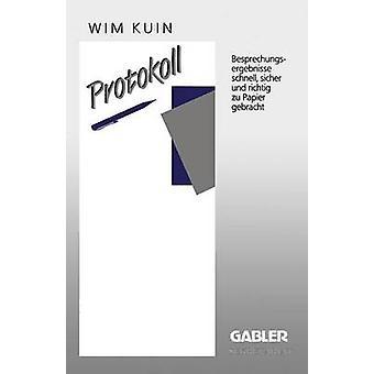 Protokoll by Kuin & Wim
