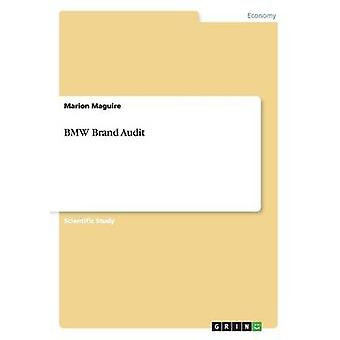 BMW Marke Prüfung durch Maguire & Marion