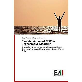 Bimodal Action of Msc in Regenerative Medicine by Veronesi Elena