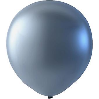 Luftballons Silber-10er-Pack