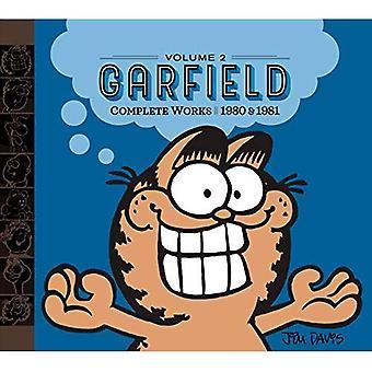 Garfield Complete Works: Volume 2: 1980-1981 (Garfield)